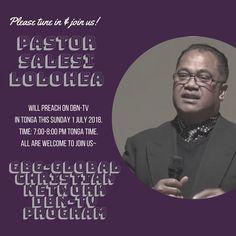 GBGGCN DBN-TV Sunday 1 July 2018 – Pastor Salesi Lolohea – FB AD Video Clip, Sunday, Ads, Christian, Wine, Facebook, Memes, Pastor, Domingo