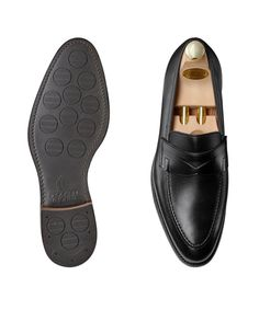 Crockett and Jones Sydney City Sole In Black - Todd Snyder. Calf Leather, Leather Shoes, Sydney Black, Hudson New York, Rock The Casbah, Crockett And Jones, Sydney City, Todd Snyder, Goodyear Welt