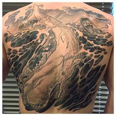Harlan Thompson at Pioneer Tattoo - Chicago