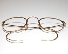 Óculos em Ouro