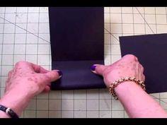 "▶ FUN CARD FOLDS #4 ""WITCH'S BREW"" - YouTube"