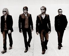 One thing I can mark off is getting to see Bon Jovi live in concert. Best concert I have ever been to hands down!