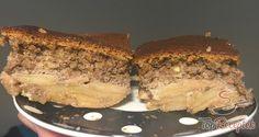Diós-almás sütemény LISZT és CUKOR NÉLKÜL - FOTÓKKAL
