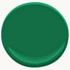 Benjamin Moore Seaweed - Lisa Mende Design: My Top 8 Favorite Emerald Green Paint Colors - Perfect Paints Portfolio Green Paint Colors, Wall Colors, House Colors, Accent Wall Bedroom, Green Rooms, Go Green, Kelly Green, Green Bay, Color Stories