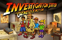 investigation station vbs - Google Search