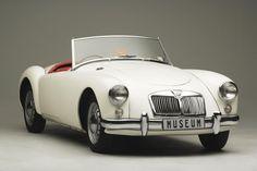 MGA Roadster 1958