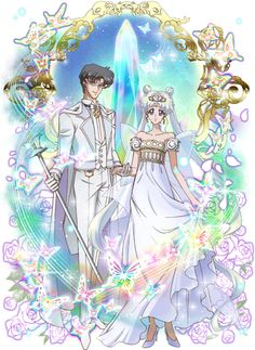 sailor moon crystal: Google+