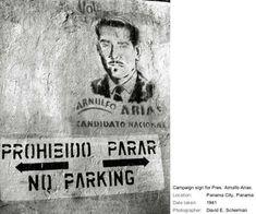 Campaña política de Arnulfo Arias, Panamá
