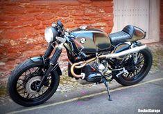 BMW Cafe Racer - RocketGarage
