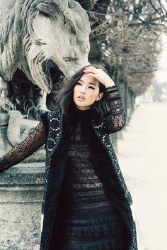 10 factos sobre a blogger australiana Nicole Warne - Moda - Máxima.pt