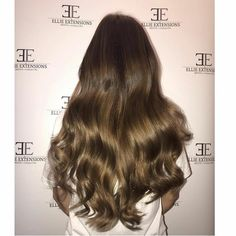 Hair envy  Just 100 strands from our Salon Pro Range in shades 8 & 10 - Hair by @ellieextensions  #hair #extensions #hairrehablondon