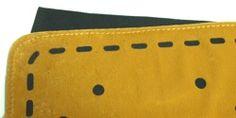 21~23cmドール型紙|100均材料で作るフェルトブーツ: 77-16,Soragaoka