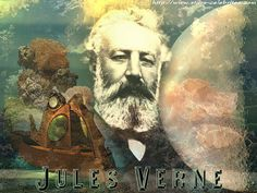 Celebrate Verne's 186th birthday with these classic sci-fi and fantasy covers. http://www.blastr.com/2014-2-7/happy-birthday-jules-verne-70-years-fantastic-comic-book-classics