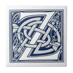Celtic Z Monogram