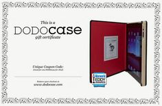 DODOcase for iPad Gift Certificate
