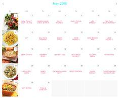 Fitness Calendar! http://rebecca-louise.com/calendar/