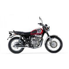 Moto Mash Five Hundred 400cc - Cherry Red - Motos 400cc - Motos