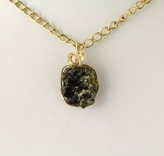 Andradite Pendant Listing 117274392 by Ptcreationsjewelry on Etsy, $40.00