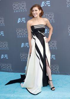 Eden Sher in Rubin Singer   Critics Choice Awards 2016