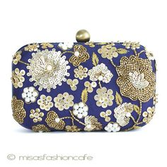 SANTI (New York) clutch bag