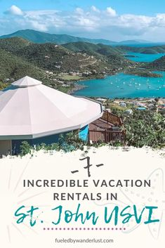 Wondering where to stay in St John USVI on your next trip? These vacation rentals are affordable and offer some of the best views in the US Virgin Islands. Many of these vacation rentals are also in great locations where it is easy to access St John's best restaurants and beaches. Any of these stays will make for an amazing USVI vacation. Virgin Islands Vacation, Us Virgin Islands, Travel Advice, Travel Ideas, Travel Tips, Holiday Destinations, Travel Destinations, Virgin Islands National Park, North Shore Beaches
