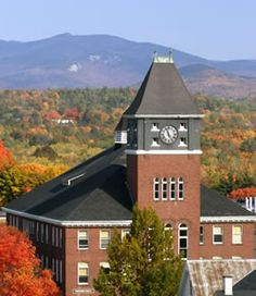 Plymouth State University, Plymouth, NH