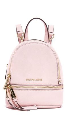 MICHAEL Michael Kors Rhea Mini Backpack | SHOPBOP