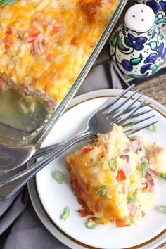 Breakfast Casserole - Mama Loves Food