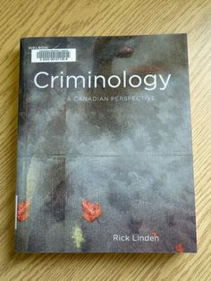 """a focus on the scientific study of crime criminology Defining criminology only as """"the scientific study of crime"""" leaves unanswered preferred focus of criminology: reflections on crime and criminology at the."""