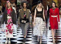 Resultado de imagem para moda milao 2017