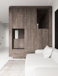 44 sq.m. minimalisti
