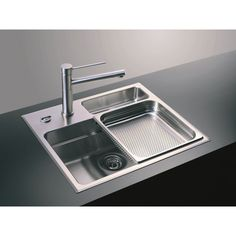 good stainless sink - Google Search