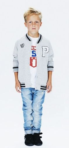 Petit by Sofie Schnoor, Spring-Summer 2014 Boys Clothing