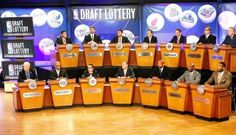 NBA Draft Lottery 2014 Images