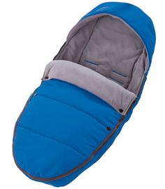 recaro babyzen footmuffs blue the essential winter accessory for your recaro babyzen wheels