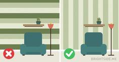 22clever interior design tricks that will make your home unique