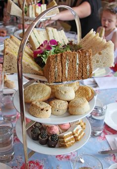 Show Us Your Party   Mandiu0027s Ever So Posh Baby Shower   Tea Parties, Baby  Shower Tea And Tea Companies