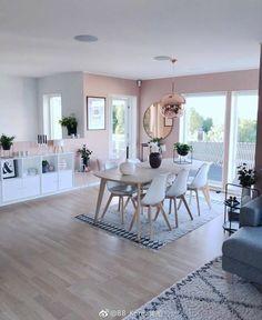 Interior Home Design Trends For 2020 - New ideas Home Living Room, Interior Design Living Room, Living Room Decor, Bedroom Decor, Small Condo Living, Dining Room Design, Home Office Decor, House Design, Future