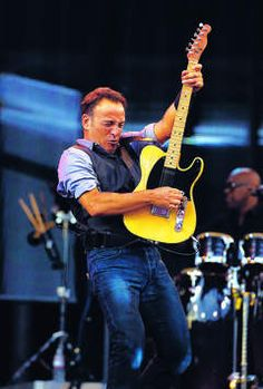 Bruce Springsteen and the E Street Band | Sept 7, 2012 Wrigley Field