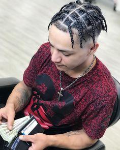 16 Best Braid Styles For Men In Tips & Tricks To Know - Men's Hairstyles Twist Braid Braid Styles For Men, Best Braid Styles, Hair Twist Styles, Curly Hair Styles, Cornrow Hairstyles For Men, Twist Braid Hairstyles, Twist Braids, Haircuts For Men, Braids Easy