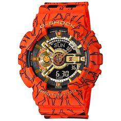 G Shock Limited Edition, Limited Edition Watches, Casio G-shock, Casio Watch, Casio G Shock Watches, Orange Bodies, Dragon Ball Image, Countdown Timer, Son Goku