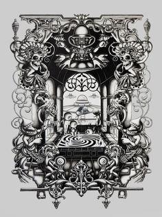 Joe Fenton: un escultor, dibujante e ilustrador fascinado por el poder de los…