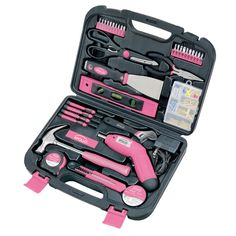 http://www.overstock.com/Home-Garden/Apollo-135-piece-Pink-Household-Kit/8202583/product.html