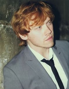 Of course Rupert Grint had to be apart of my dream wedding... As the groom.
