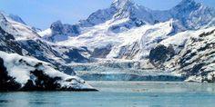 Ảnh Thiên Nhiên Hoang Dã Đẹp Của Glacier Bay
