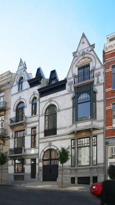 Tenbosch House, Brussels