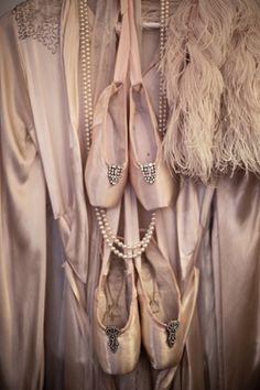Sheelin Antique Irish Lace Museum and Shop. Blush Ballerina Inspiration #watters #blush