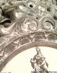 One thing you are going to see a lot more of from me this year, are old world finishes. I shared many finishes in my last post of 2011 , b...
