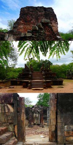 Ancient City of Polonnaruwa, Sri Lanka #SriLanka #Polonnaruwa