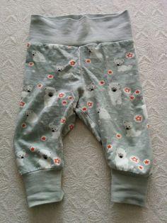 Sy byxor till baby, DIY